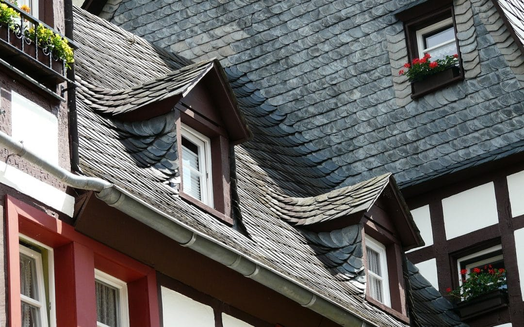 Natural Slate Roofing The Choice Available
