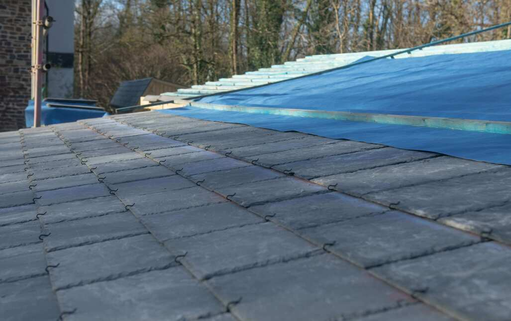 The Cost of Replacing Roof Felt Under Tiles